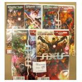 9 Marvel Avengers/X-Men Axis Complete Set