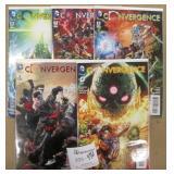 10 DC Justice League Convergence Complete Set