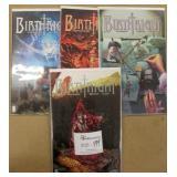 8 Image Birthright Comics