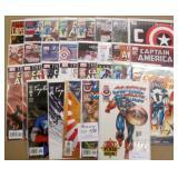 29 Marvel Captain America Comics
