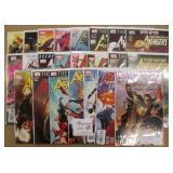 23 Marvel Avengers Comics