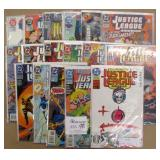 17 DC Justice League Comics