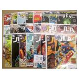 24 DC JLA/JSA Classified Comics