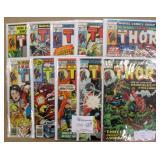 10 Vintage Marvel 1970