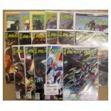 17 Transformers: Beast Wars Comics