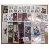 22 Lone Wolf & Cub Comics