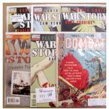 6 War Comics