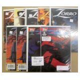 9 Zorro Comics