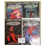 4 Spider-Man Graphic Novels