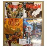 4 DC Graphic Novels