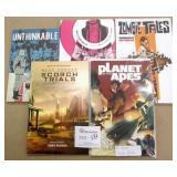 5 Boom Graphic Novels
