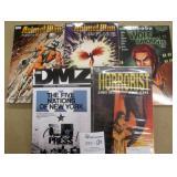 5 Vertigo Graphic Novels