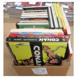 Box Lot of Mixed Graphic Novels