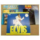 3 Elvis Records