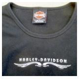 Harley Davidson Woman