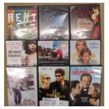 9 Original DVD Movies