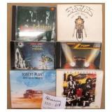 6 Rock & Roll Music CDs
