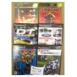 6 PS2 & Xbox Games