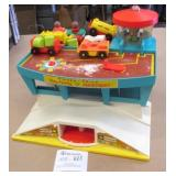 Fisher Price Vintage Airport & Accessories
