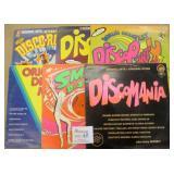 6 Disco Records