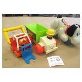 Fisher Price & iLLco Toys