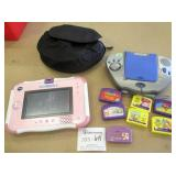 Leapster System w/Games & Innotab w/Game