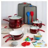 Cookware Set + Google Home Mini