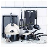 18-Piece Cookware Set