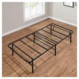 18in High Steel Bed Frame, Twin