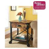 Better Homes & Gardens Rustic Country End Table