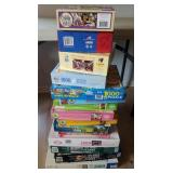 Lot Of 15 Different Puzzles 1000 Pc & More Jigsaw