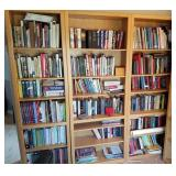 Set Of 4 Matching Book Shelves Different Sizes & C