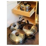 Seal-O-Matic Stainless Steel Cookware