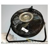 "16"" Wide Air King Floor Fan/ Base Is Broke"
