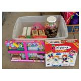 Kids Puzzle & Fun Toy Lot