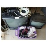 Tv/Vcr Combo, Antenna & More