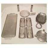 Decorative Aluminum Lot