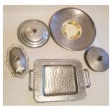 Aluminum & Glass/ Aluminum & Ceramic