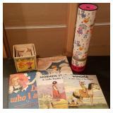 Musicalscope Kaleidoscope, Kids Books