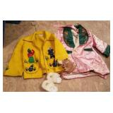 Small Kids Jackets & Baby Leather Moccasins