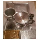 Ice Bucket, Bowl & Trays