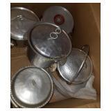 Aluminum Ice Buckets