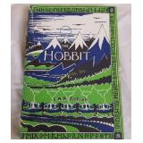 1966 Edition Hobbit Book With Dust Jacket