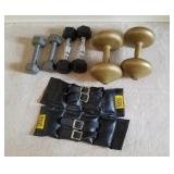 Lot Of Hand Weights