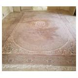 Chindia Hand Woven Wool Rug 20Ft X 12 Ft