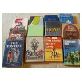 Lot Of Vintage Hardcover Books, Scarecrow Man