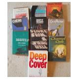 Lot Of Vintage Hardcover Books, Fortunate Madness