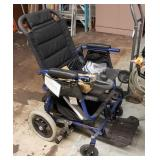 Ivacare Power Chair At