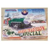 Lionel Holiday Tradition Special O Gauge Train Set