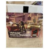 Vintage Vehicle Alarm System